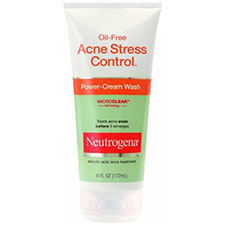 Neutrogena+oil free+acne+stress+control+power cream+wash