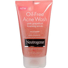 Neutrogena+pink+grapefruit+oil+free+acne+scrub