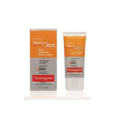 Neutrogena+rapid+clear+acne+defense+face+lotion