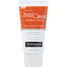 Neutrogena+rapid+clear+stubborn+acne+daily+leave on+mask