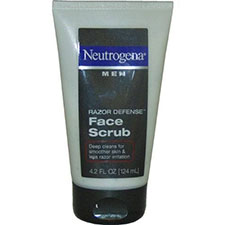 Neutrogena+razor+defense+face+scrub