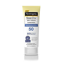 Neutrogena+sheerzinc+dry touch+sunscreen+broad+spectrum+spf+50
