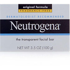 Neutrogena+transparent+facial+bar+original+fragrance+free