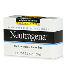 Neutrogena+transparent+facial+bar+soap%2c+face+wash+%26+cleanser+fragrance+free