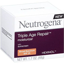 Neutrogena+triple+age+repair+broad+spectrum+spf+25