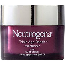 Neutrogena+triple+age+repair+moisturizer+with+spf+25