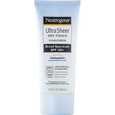 Neutrogena+ultra+sheer+dry touch+sunblock+spf+100
