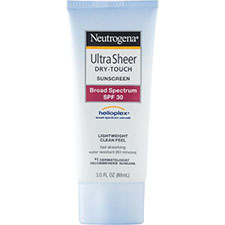 Neutrogena+ultra+sheer+dry touch+sunblock