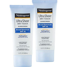 Neutrogena+ultra+sheer+spf+45+twin+pack