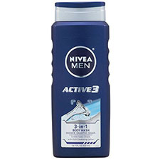 Nivea+men+active3+body+wash