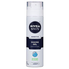 Nivea+men+shaving+gel%2c+sensitive+skin