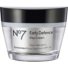 No7+early+defence+day+cream+spf+30