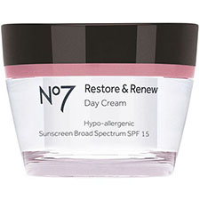 No7+restore+%26+renew+day+cream+spf+15