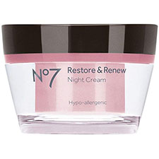 No7+restore+%26+renew+night+cream