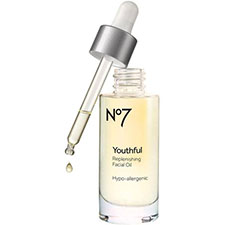 No7+youthful+replenishing+facial+oil