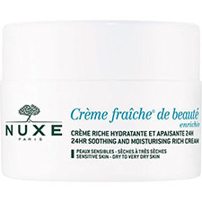 Nuxe+crme+frache+de+beaut+soothing+and+moisturizing+cream+dry+skin