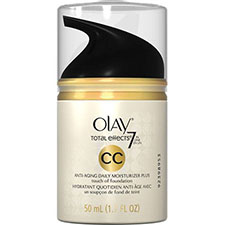 Olay+cc+cream+total+effects+daily+moisturizer+%2b+touch+of+foundation