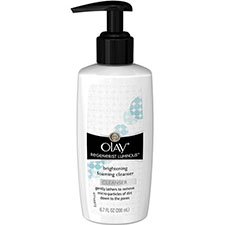 Olay+regenerist+luminous+foaming+cleanser