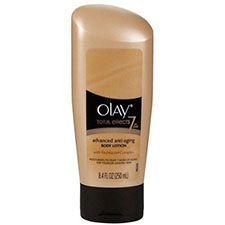 Olay+total+effects+7 in 1+anti aging+body+lotion