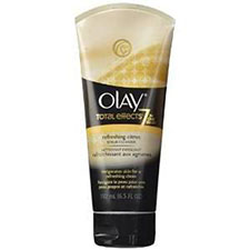 Olay+total+effects+7 in 1+anti aging+cleanser+refreshing+citrus+scrub