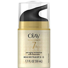 Olay+total+effects+anti aging+moisturizer+with+spf+30