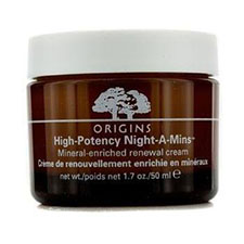 Origins+high+potency+night a mins+mineral enriched+renewal+cream