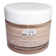 Origins+starting+over+age erasing+moisturizer+with+mimosa