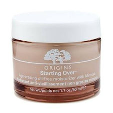Origins+starting+over+age erasing+oil free+moisturizer+with+mimosa