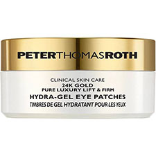 Peter+thomas+roth+24k+gold+pure+luxury+lift+%26+firm+hydra gel+eye+patches