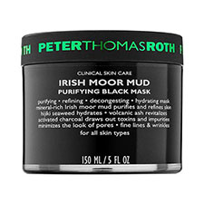 Peter+thomas+roth+irish+moor+mud+purifying+black+mask