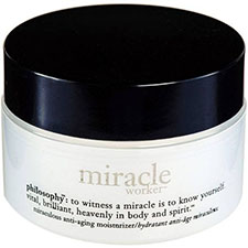 Philosophy+travel+size+miracle+worker+miraculous+anti aging+moisturizer