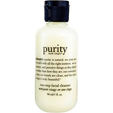 Philosophy+travel+size+purity+made+simple+one step+facial+cleanser
