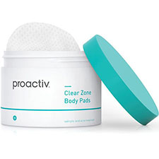 Proactiv+clear+zone+body+pads
