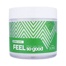 Scinic+feel+so+good+peeling+pad+%28pore+care%29