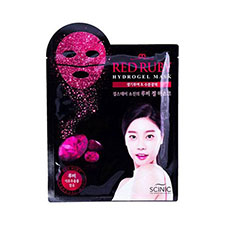 Scinic+red+ruby+hydrogel+mask