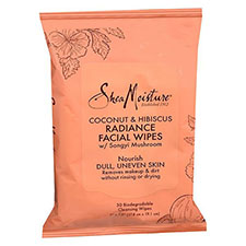 Sheamoisture+coconut+%26+hibiscus+facial+wipes