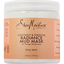 Sheamoisture+coconut+%26+hibiscus+radiance+mud+mask