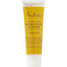 Sheamoisture+raw+shea+butter+facial+wash+%26+scrub