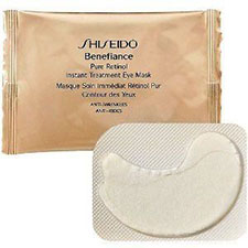 Shiseido+benefiance+pure+retinol+instant+treatment+eye+mask