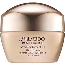 Shiseido+benefiance+wrinkleresist24+day+cream+broad+spectrum+spf+18