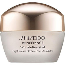Shiseido+benefiance+wrinleresist24+night+cream