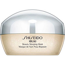 Shiseido+ibuki+beauty+sleeping+mask