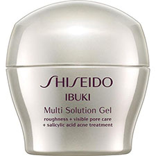 Shiseido+ibuki+multi solution+gel