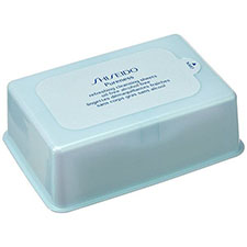 Shiseido+pureness+refreshing+cleansing+sheets%2c+oil free%2c+alcohol free
