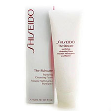 Shiseido+the+skincare+purifying+cleansing+foam