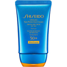 Shiseido+ultimate+sun+protection+cream+broad+spectrum+spf+50%2b+wetforce