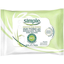 Simple+eye+make up+remover+pads
