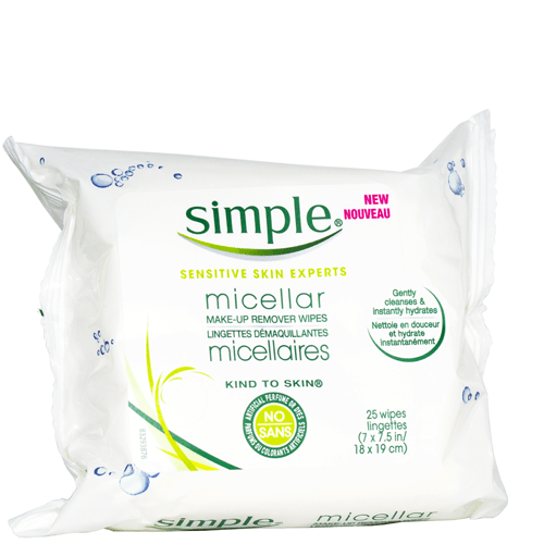 Simple+micellar+makeup+remover+wipes