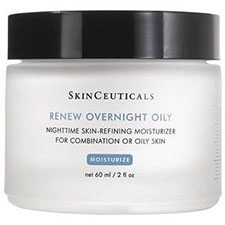 Skinceuticals+renew+overnight+oily+nighttime+skin refining+moisturizer%2c+for+normal+or+oily+skin