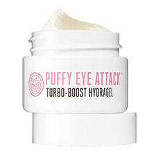 Soap+%26+glory+puffy+eye+attack+turbo boost+hydragel